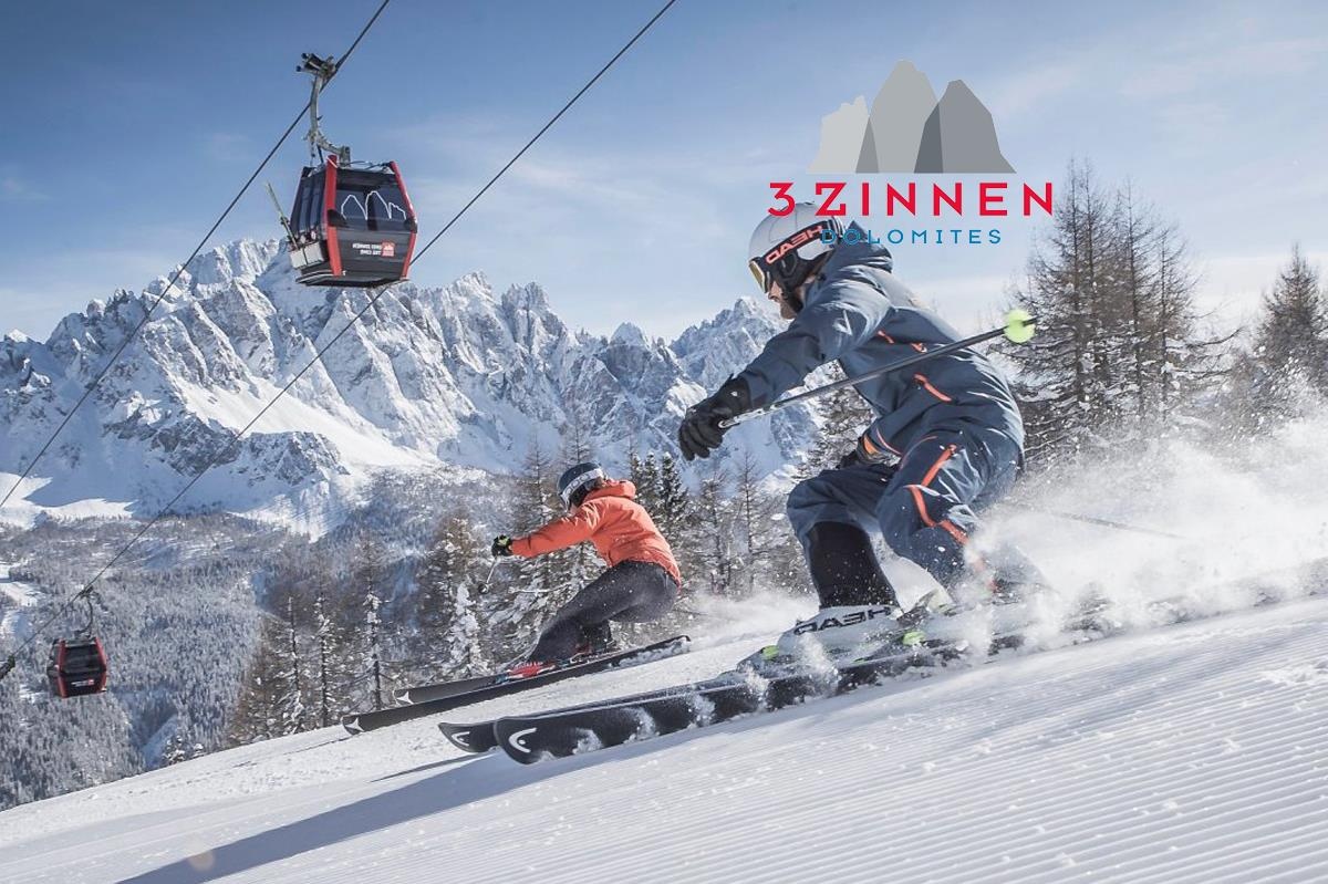 Hotel Sextner Hof - 5denní lyžařský balíček se skipasem a dopravou v ceně***