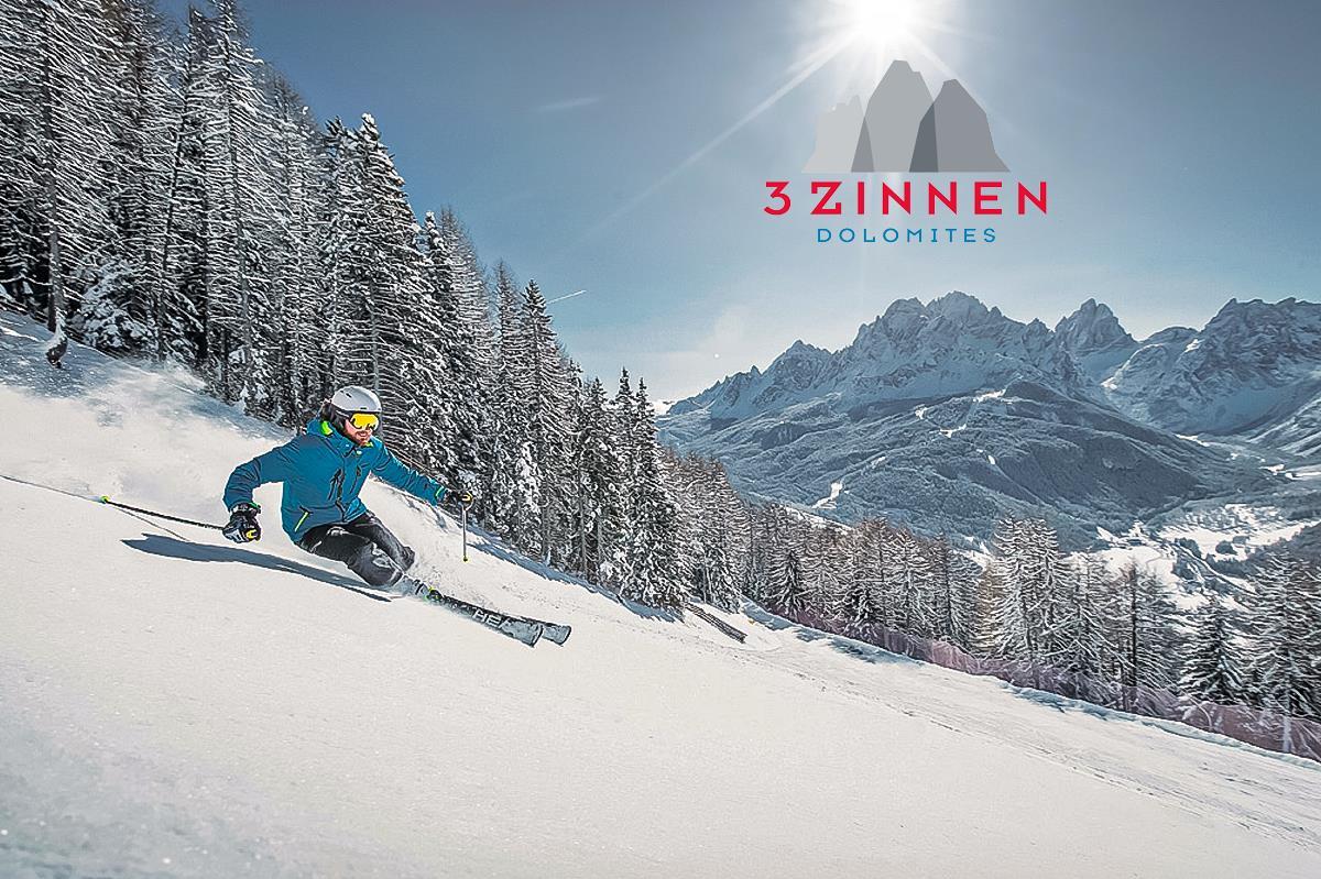 Hotel Sextner Hof – 6denní lyžařský balíček se skipasem a dopravou v ceně***