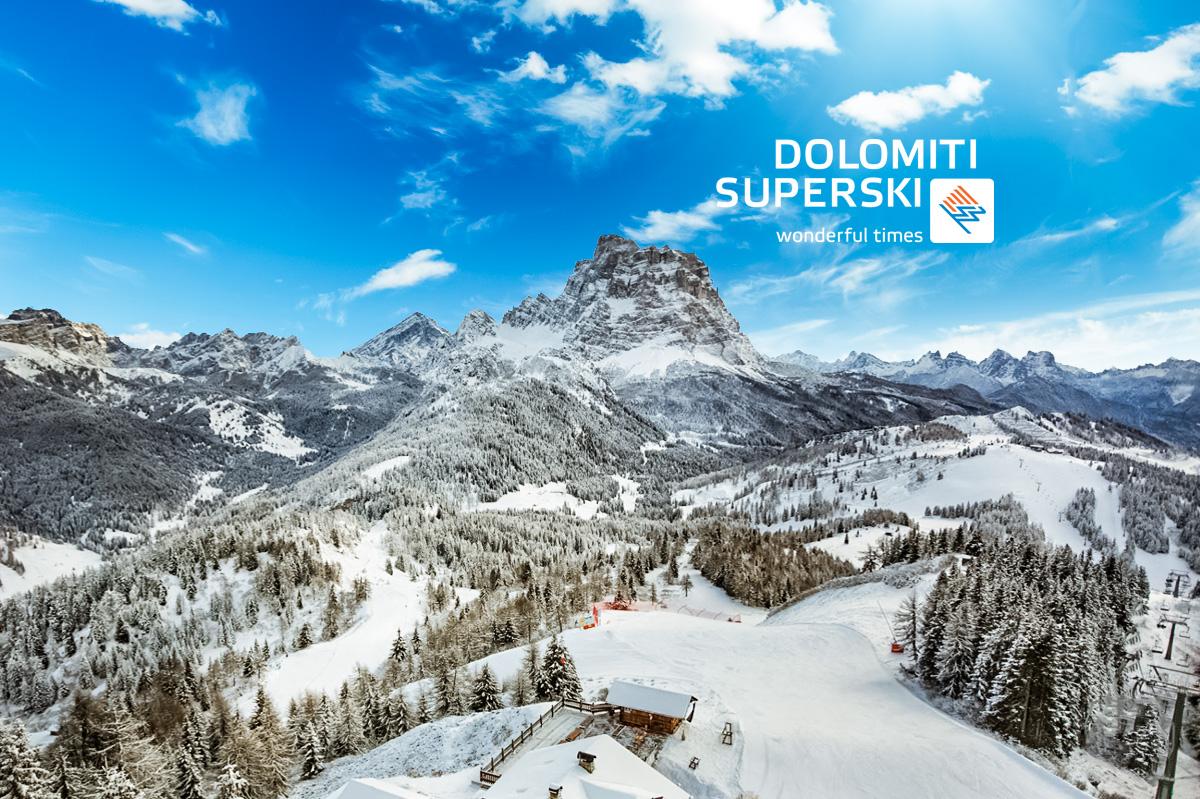 Hotel Savoia – 6denní lyžařský balíček se skipasem a dopravou v ceně***
