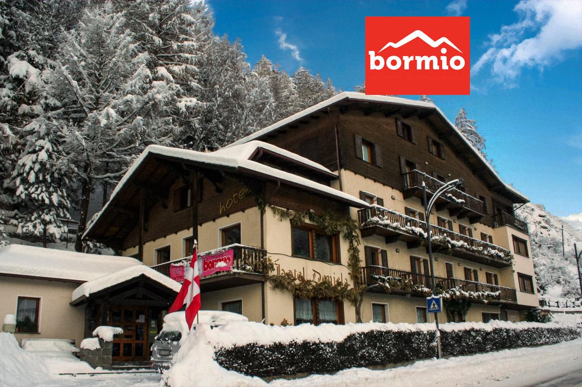 Hotel Daniela – 6denný lyžiarsky balíček s denným prejazdom, skipasom a dopravou v cene**