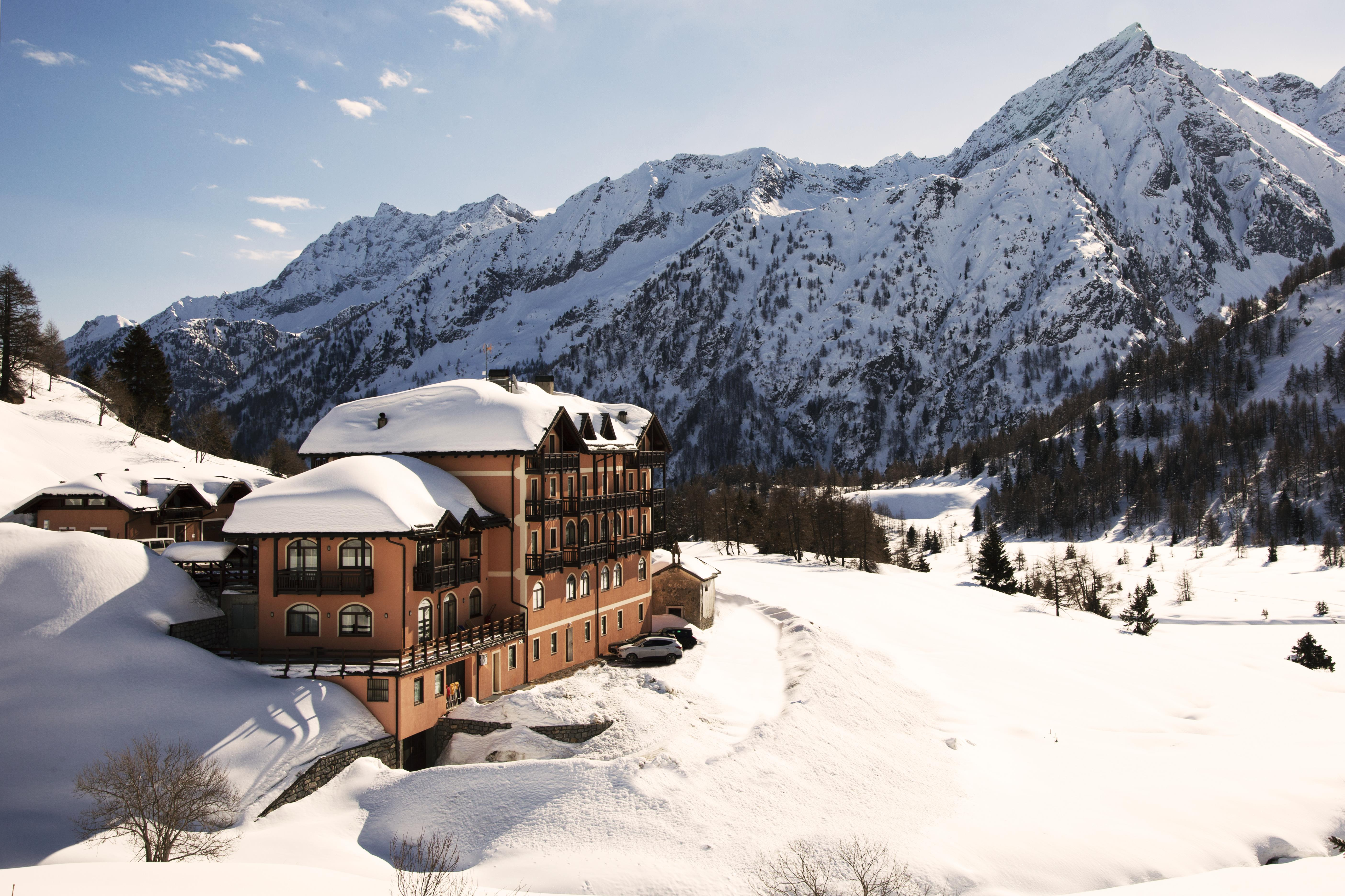 Hotel Locanda Locatori – 6denní lyžařský balíček s denním přejezdem***