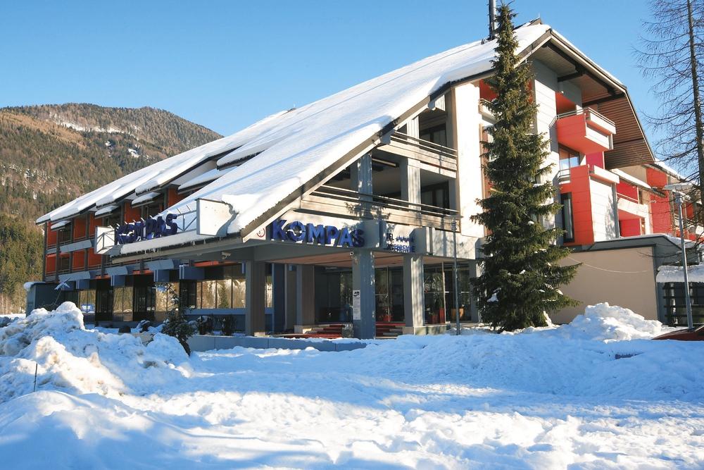 Hotel Kompas - zimný zájazd so skipasom v cene****