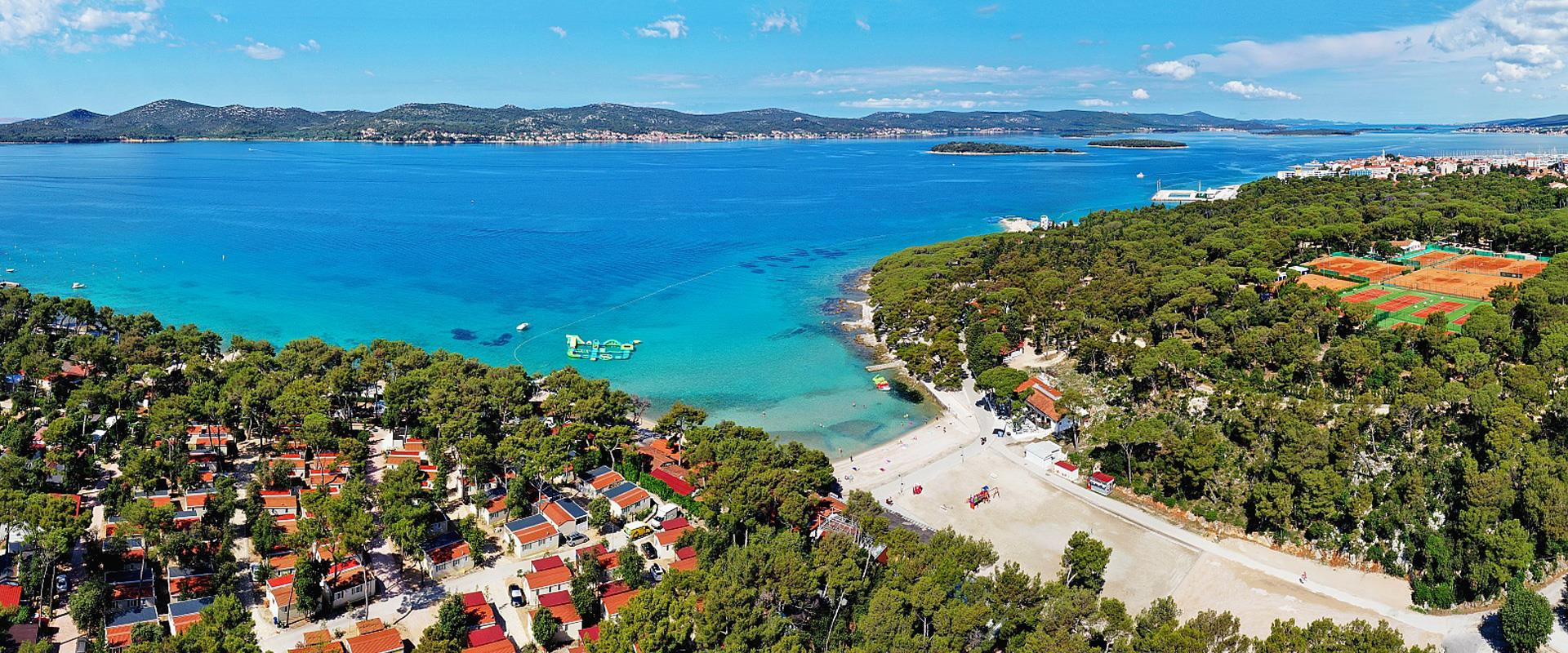 Camping park Soline****