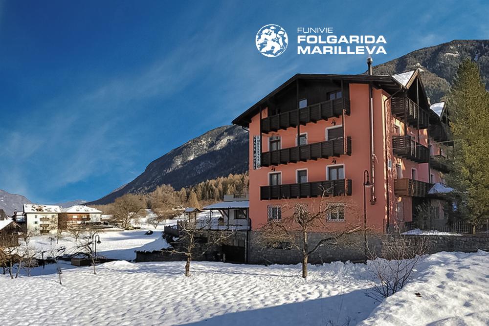Hotel Park Hotel Bellevue – 6denný lyžiarsky balíček so skipasom a dopravou v cene***