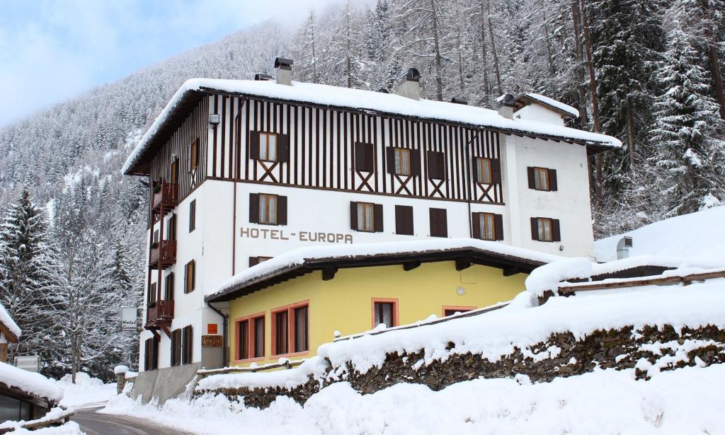 Hotel Europa - Pejo***