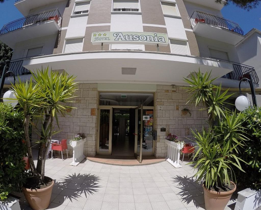 Hotel Ausonia***