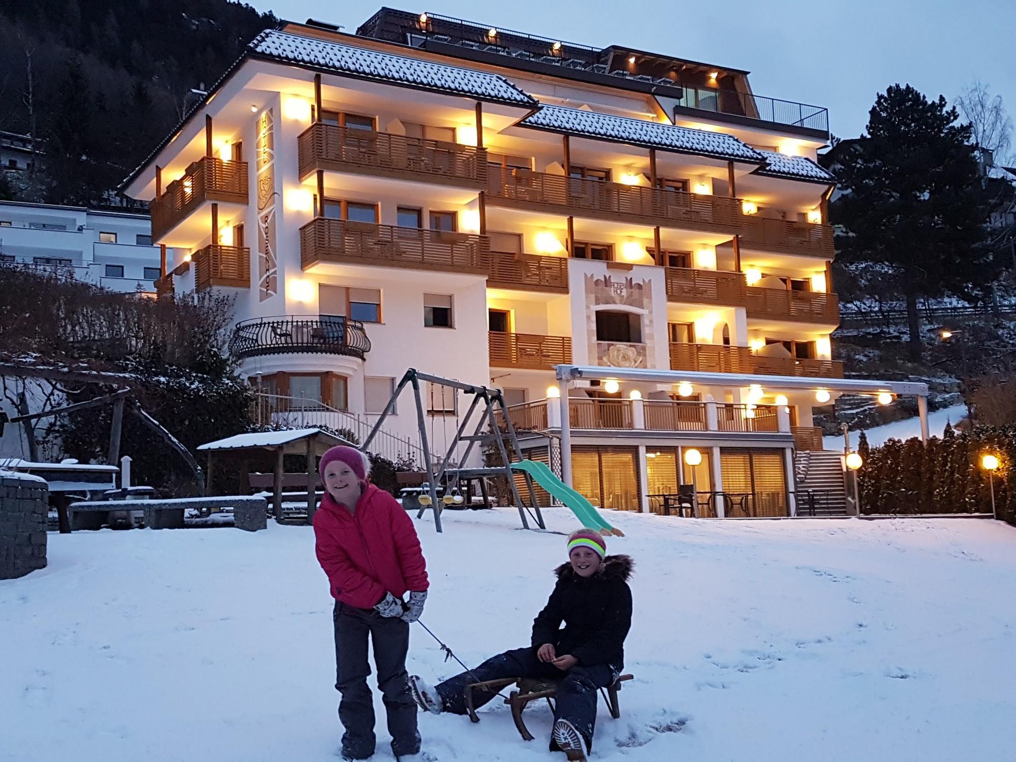 Hotel Alpin & Style Hotel Rosenhof****