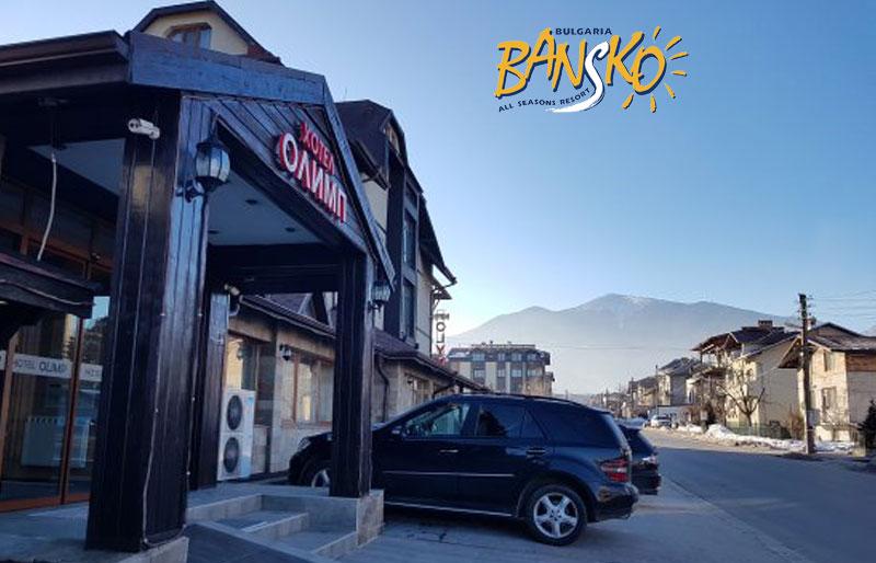 Hotel Olymp – 6 denní lyžařský balíček se skipasem a dopravou v ceně***