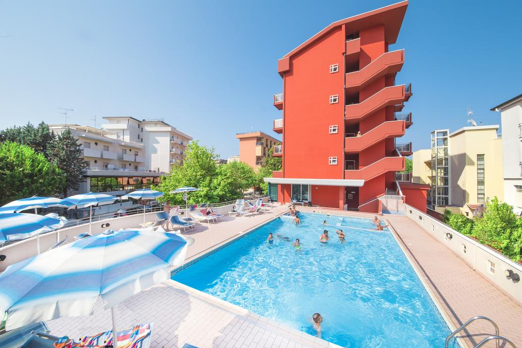 Hotel Mediterraneo (Cesenatico)***