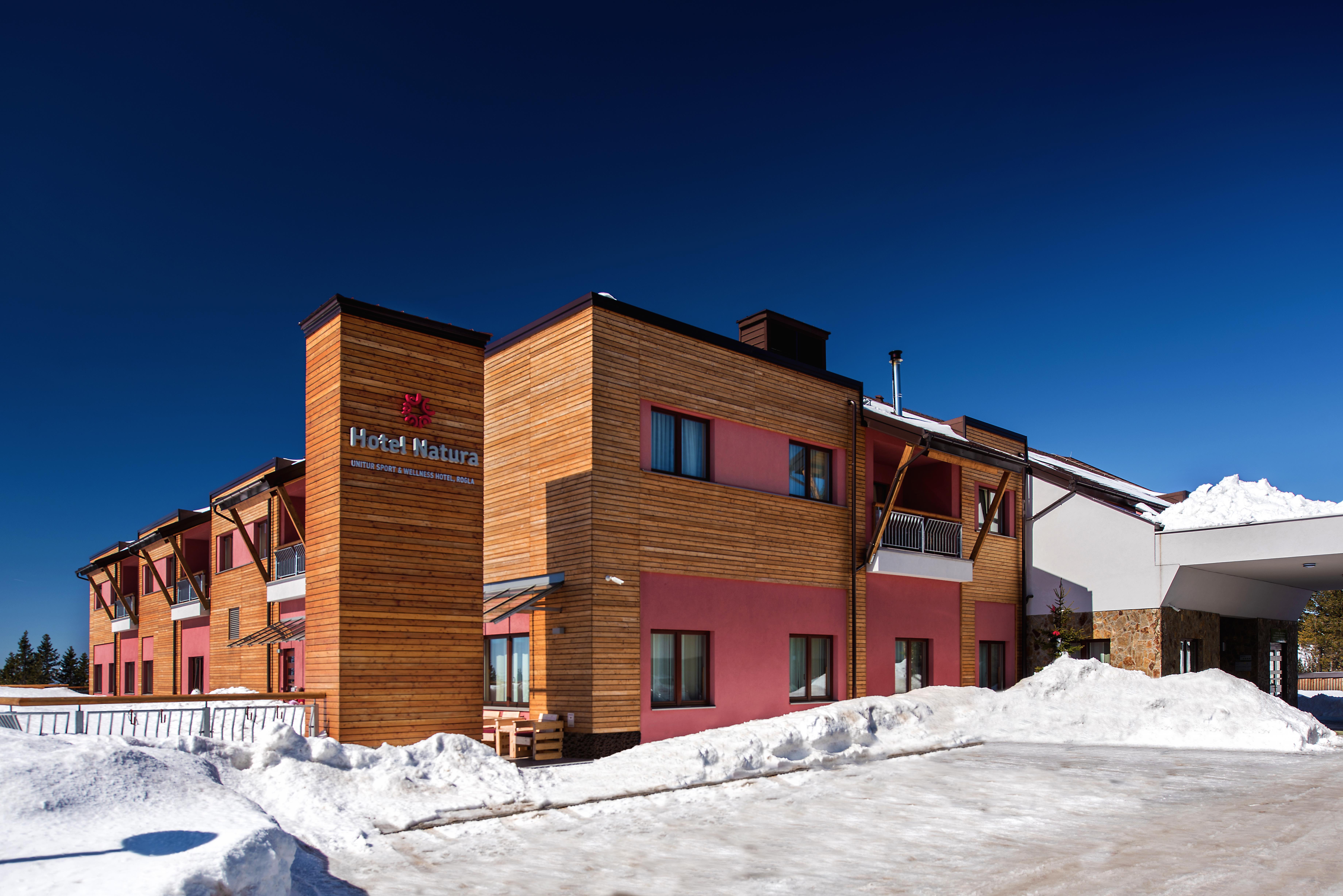 Hotel Natura - zimní zájezd se skipasem v ceně****
