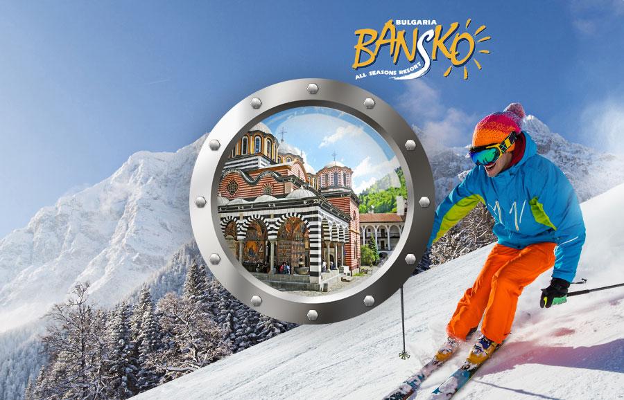 Velikonoční lyžování – Hotel Casa Karina, balíček s dopravou a ubytováním****