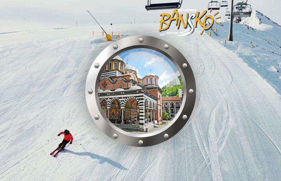 Velikonoční lyžování – Hotel Maria Antoaneta, balíček s dopravou a ubytováním****