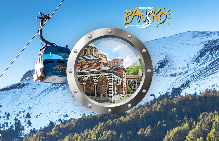 Velikonoční lyžování – Aparthotel Orbilux, balíček s dopravou a ubytováním***