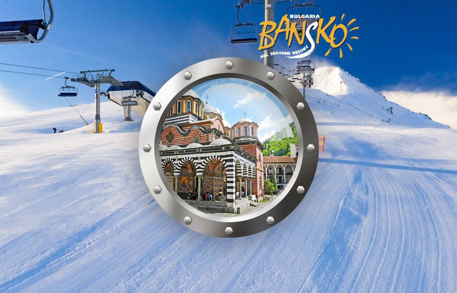 Velikonoční lyžování – Hotel Ida, balíček s dopravou a ubytováním***