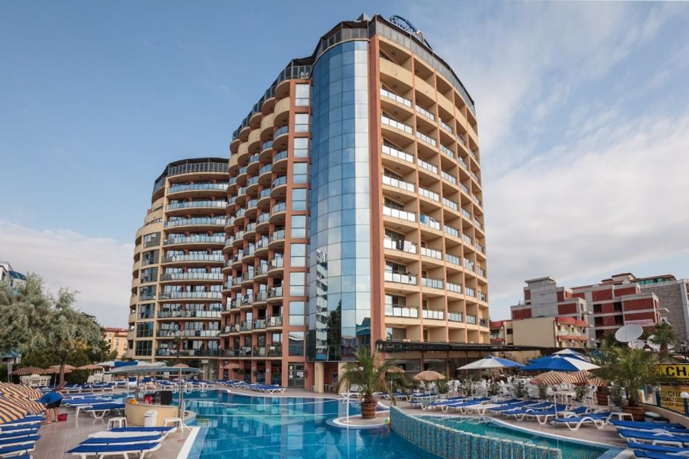 Hotel Meridian s polopenzí****