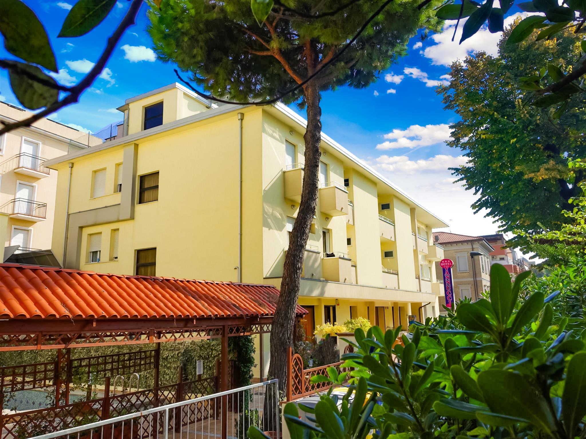 Hotel Vannucci