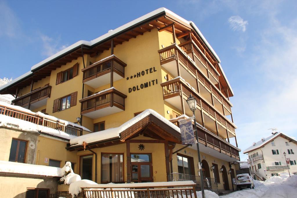 Hotel Dolomiti - Capriana***