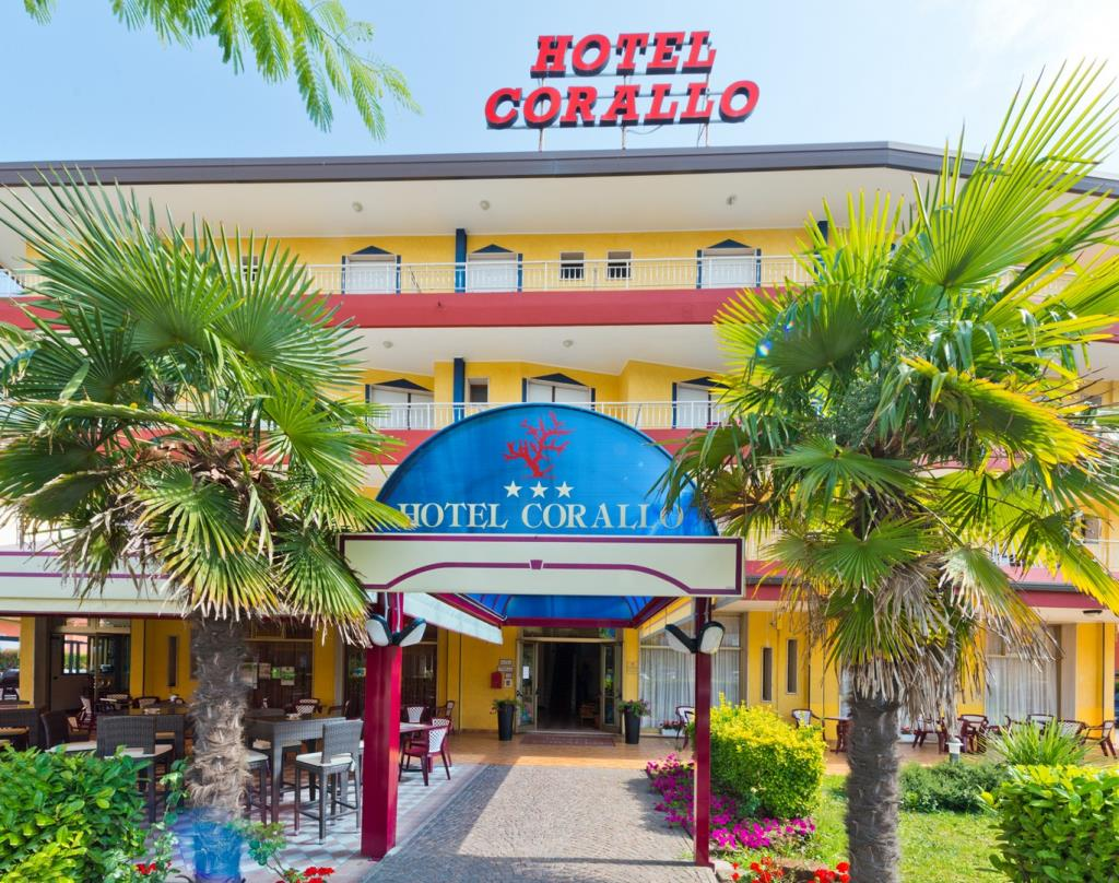 Hotel Corallo***