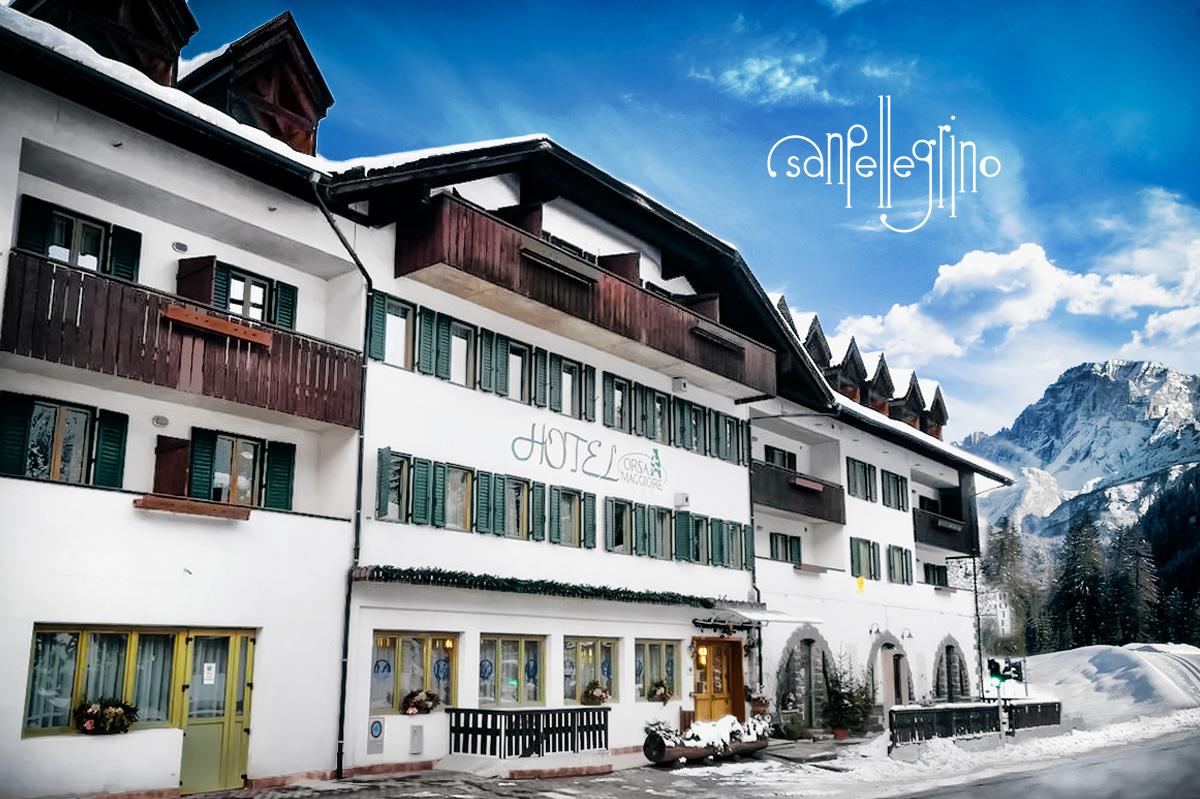 Hotel Orsa Maggiore - 5denný lyžiarsky balíček so skipasom a dopravou v cene***