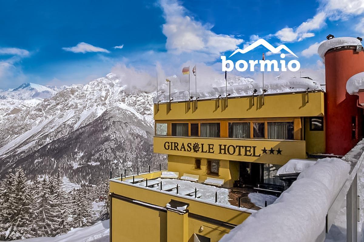 Hotel Girasole – 6denní lyžařský balíček se skipasem a dopravou v ceně***