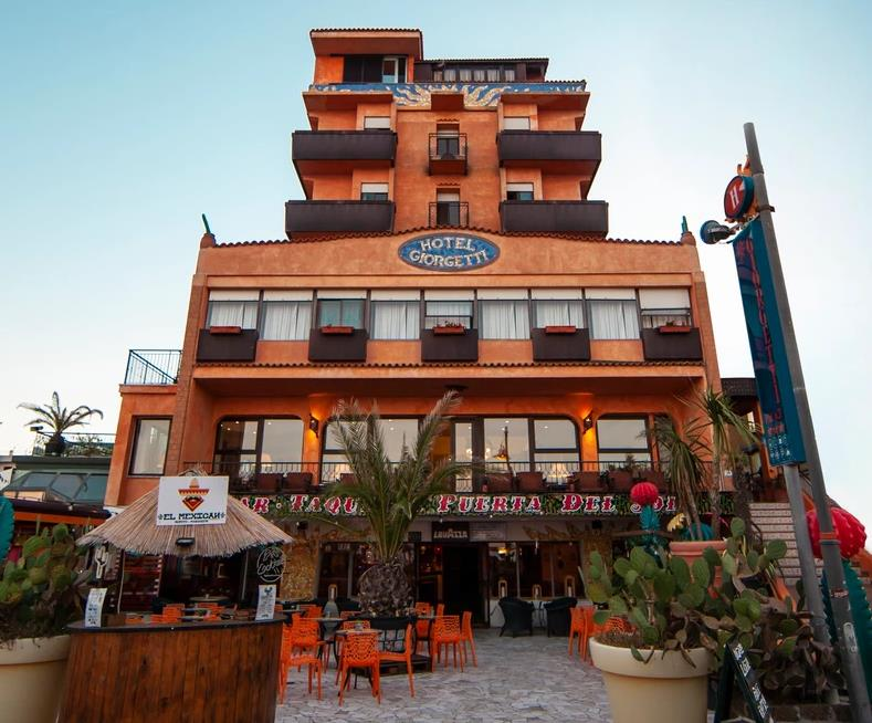Hotel Giorgetti Palace***
