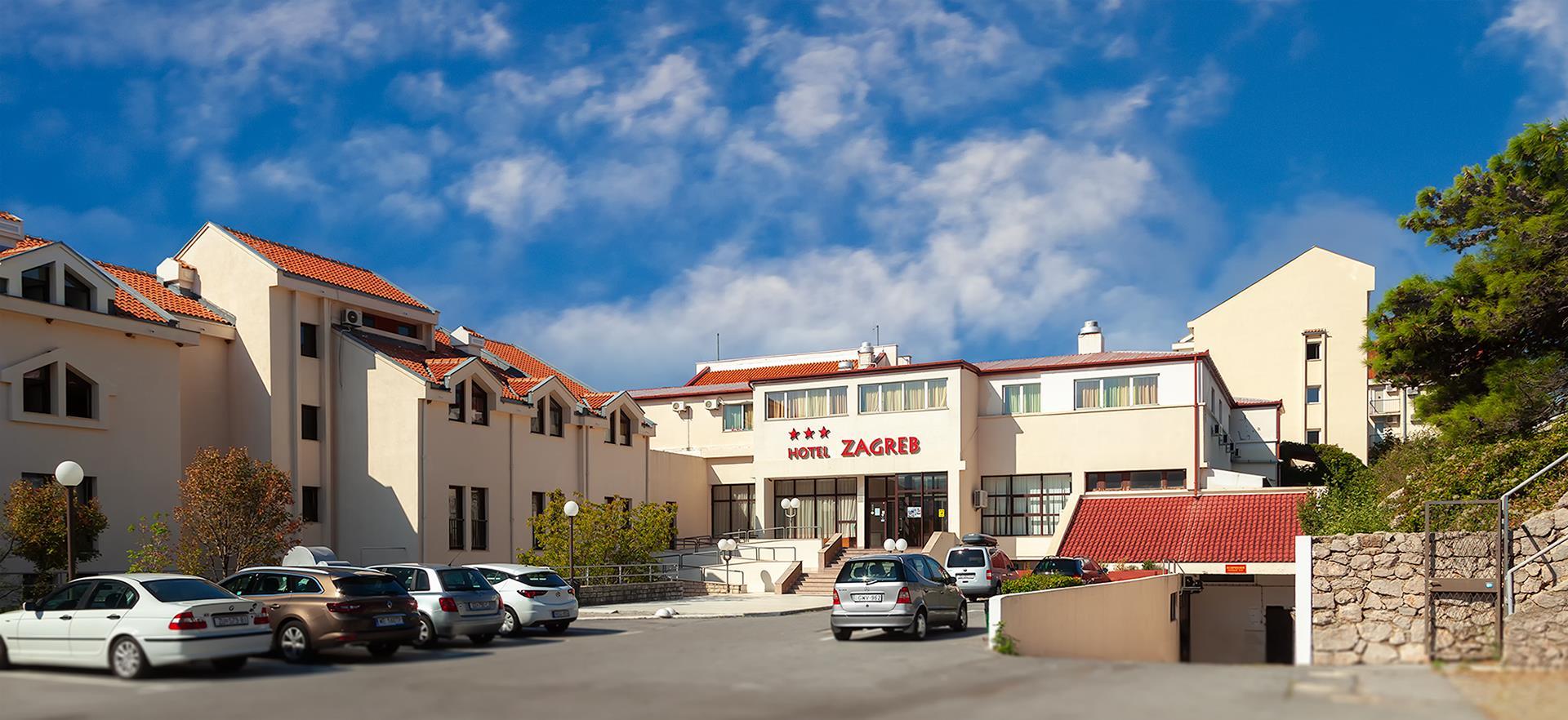 Hotel Zagreb - Karlobag***