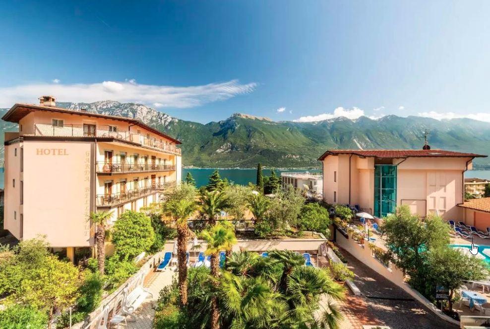 Hotel Garda Bellevue****