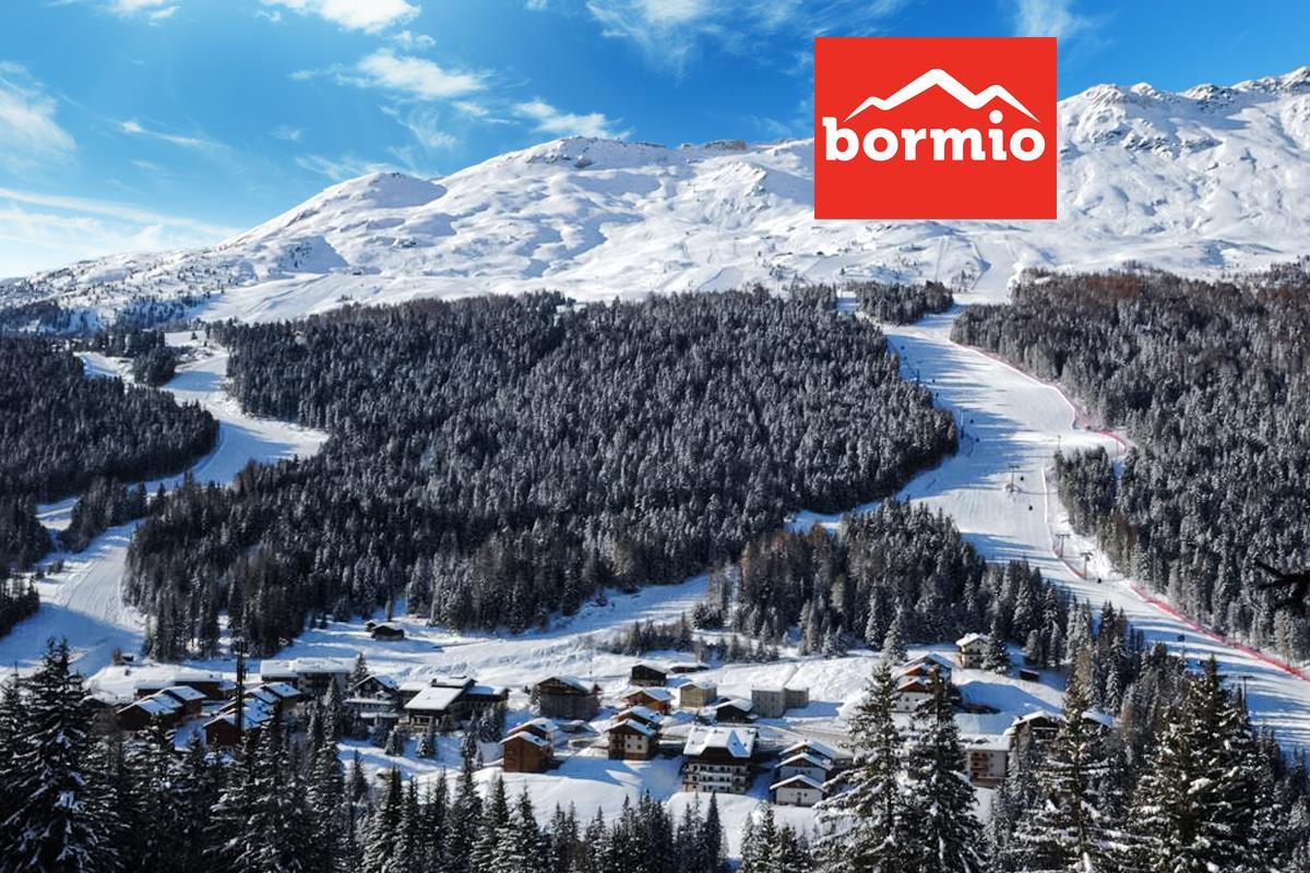 Hotely Bormio a okolí – různé **/*** hotely – 5denní lyžařský balíček se skipasem a dopravou v ceně