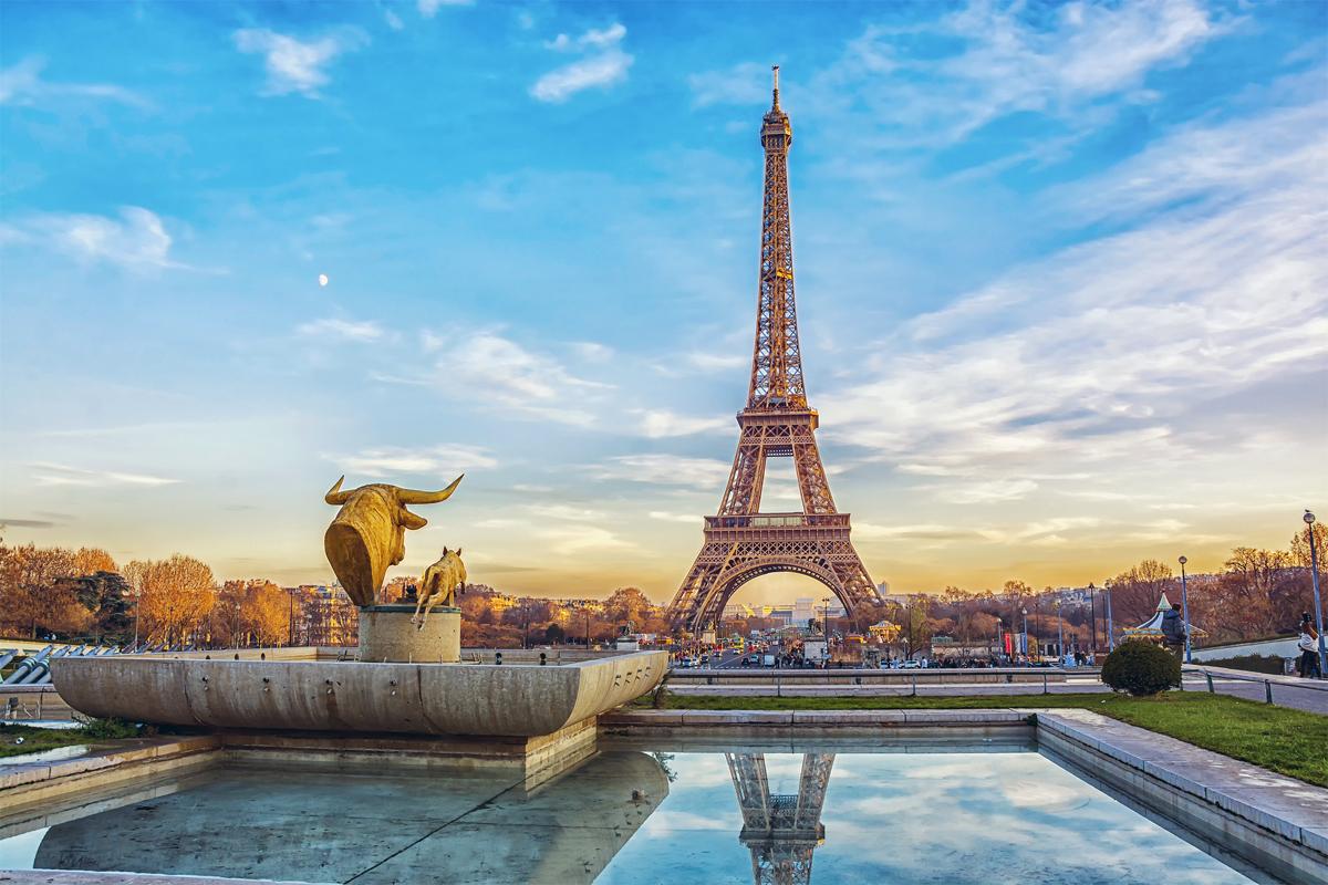 Francouzská metropole nad Seinou vás dostane svou jedinečnou atmosférou