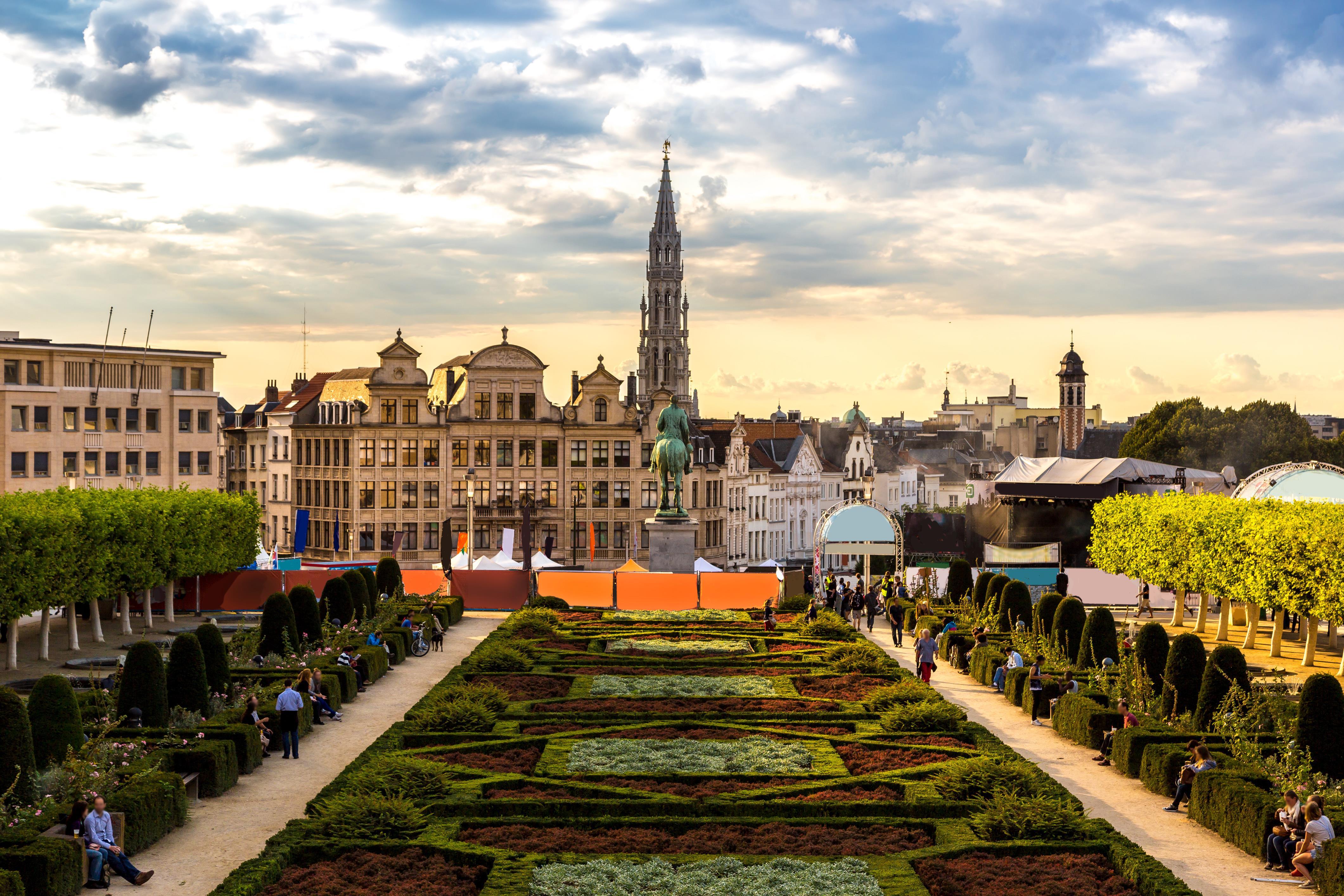 Poznejte s námi krásy Lucemburska a Belgie – třeba Brusel