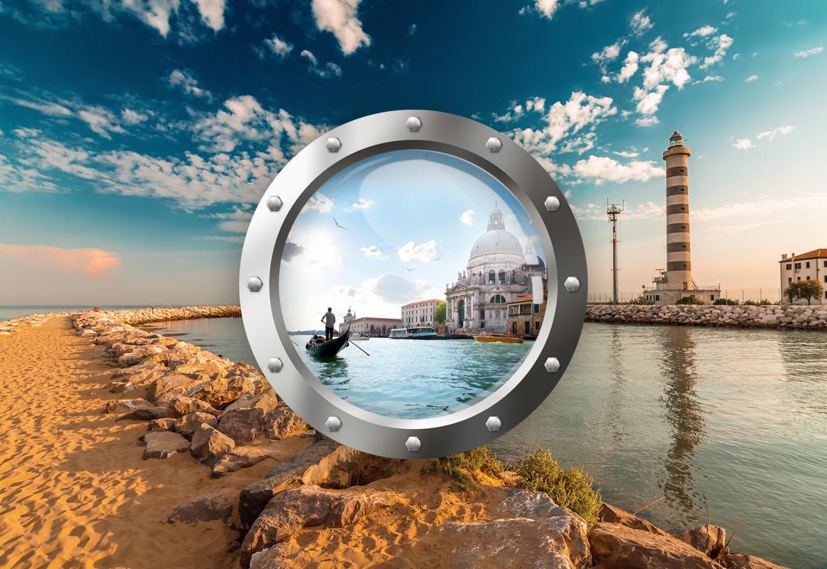 Vydejte se na zkrácenou dovolenou do Benátek a Lido di Jesolo!
