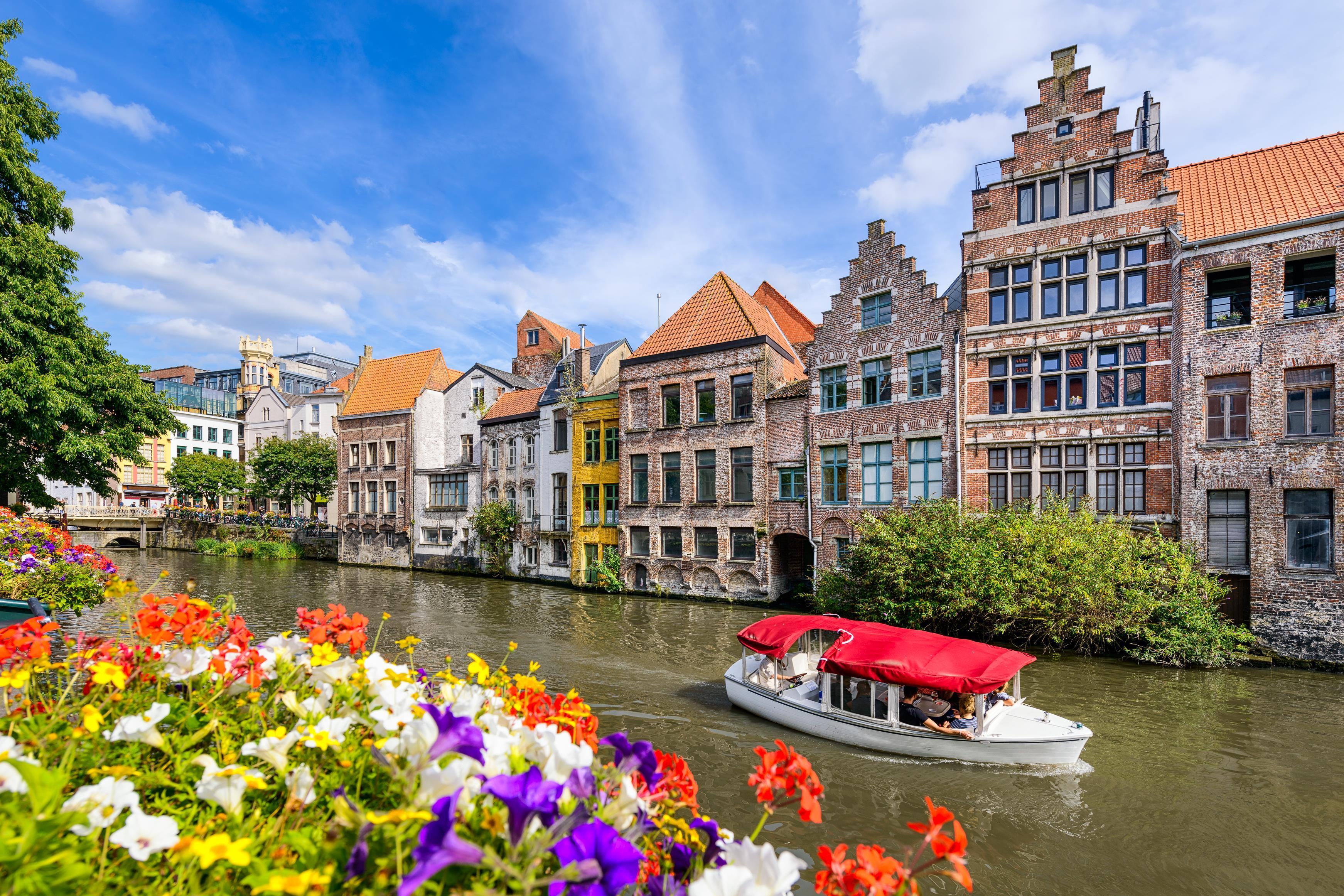 Belgie je rájem jídla, můžete ochutnávat, ochutnávat a ochutnávat