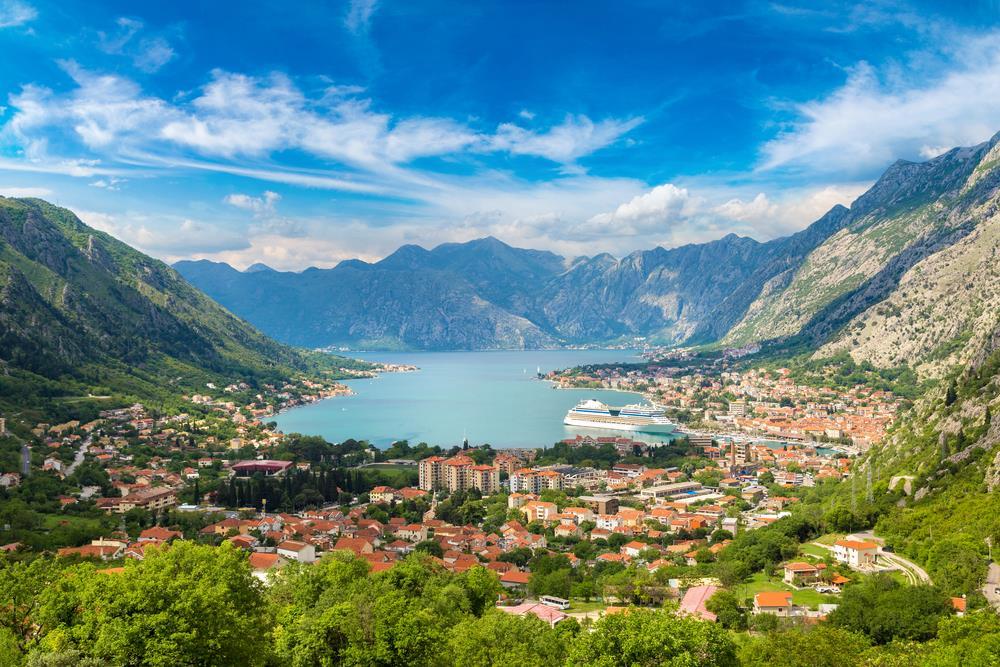 Čierna Hora, Dubrovník a výlet do Albánska