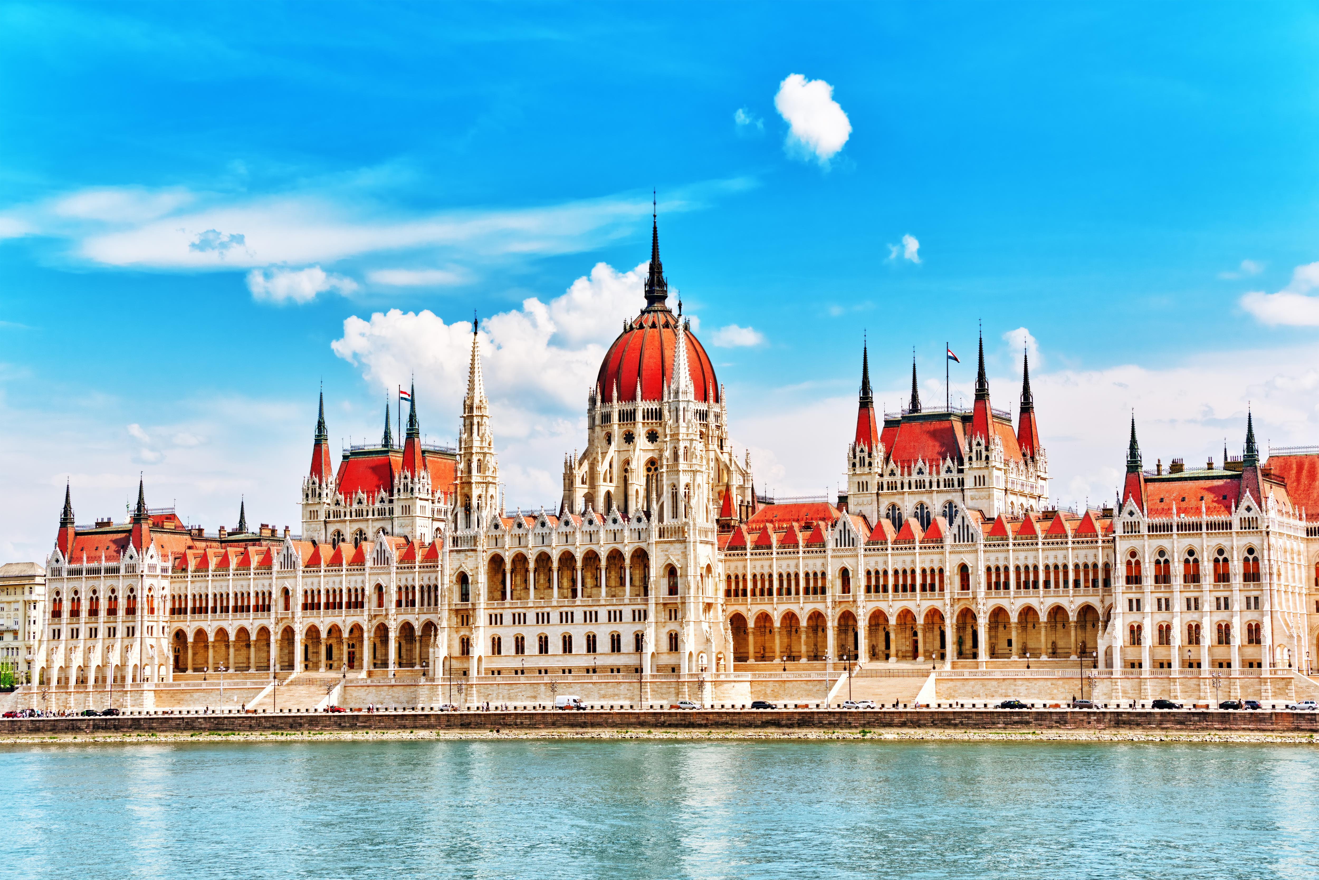 Budapešť, Ostrihom a zámok Gödöllö 2021