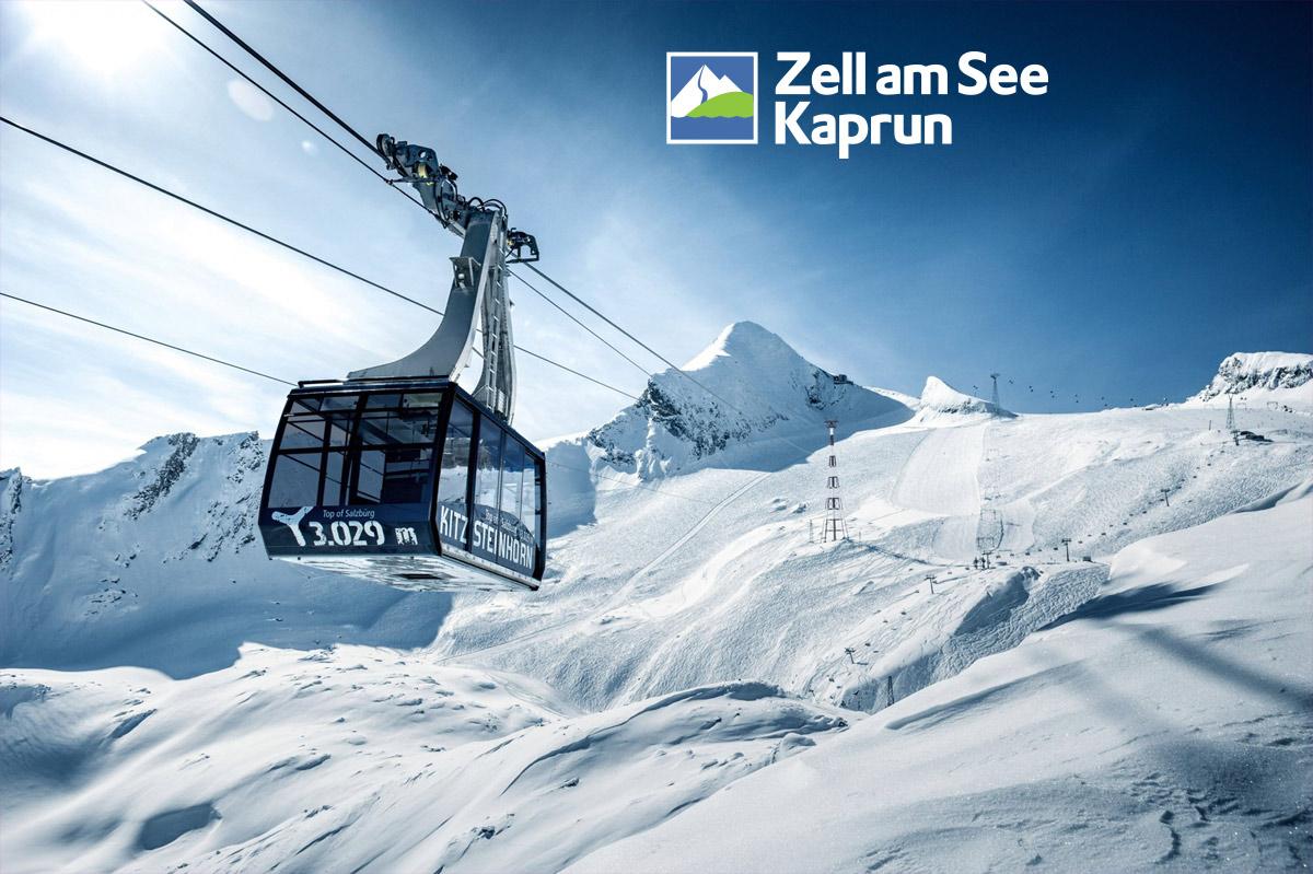 Jednodenné lyžovanie na Kaprunu