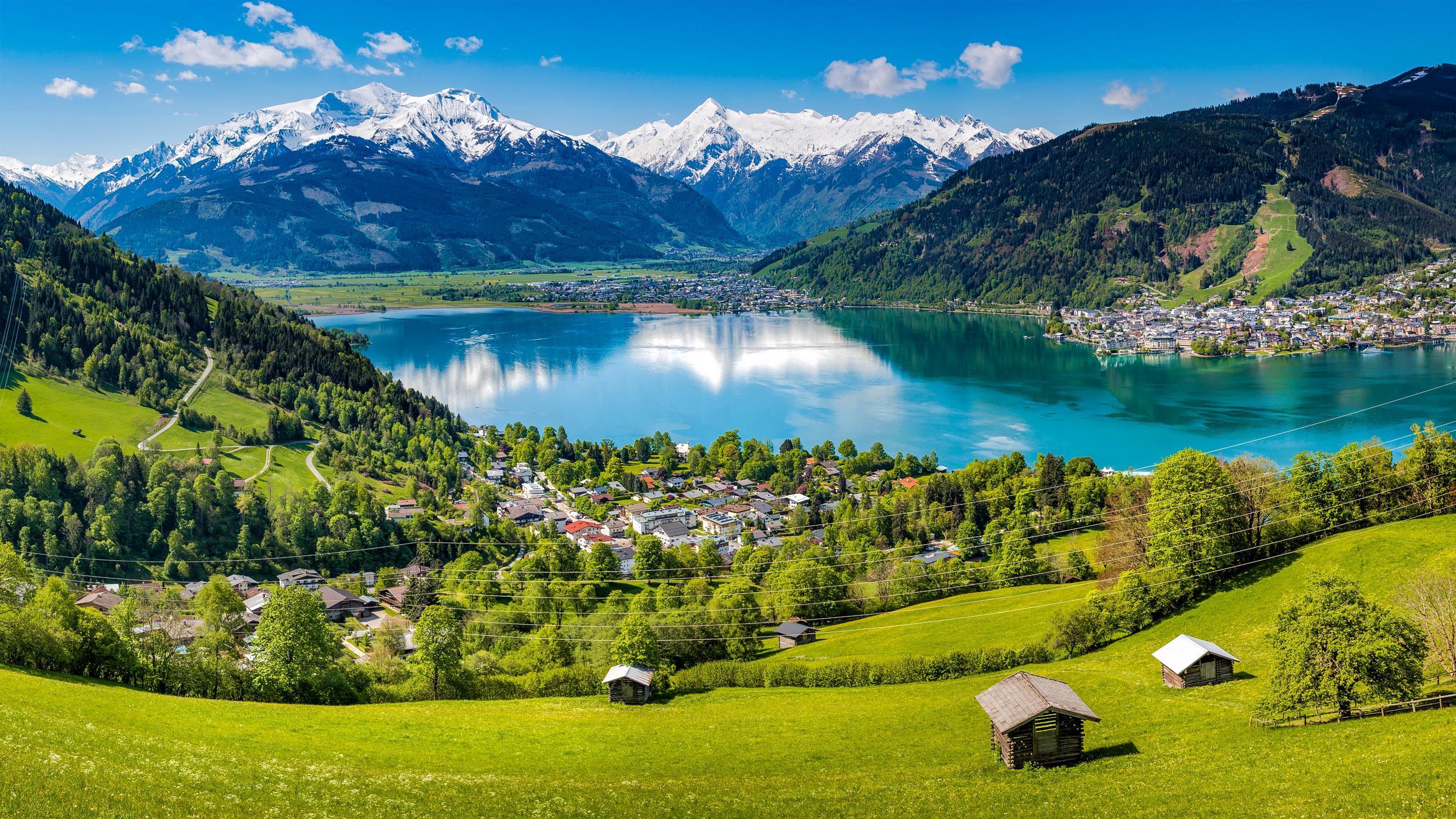 Nechte se okouzlit půvabem okolí Zell am See
