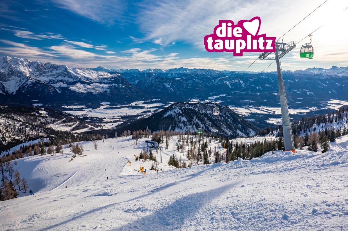 Jednodenné lyžovanie na Tauplitzu