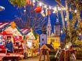 4. Vyhlášené vánoční trhy v Záhřebu