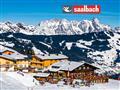 1. Jednodenné lyžovanie v Saalbachu