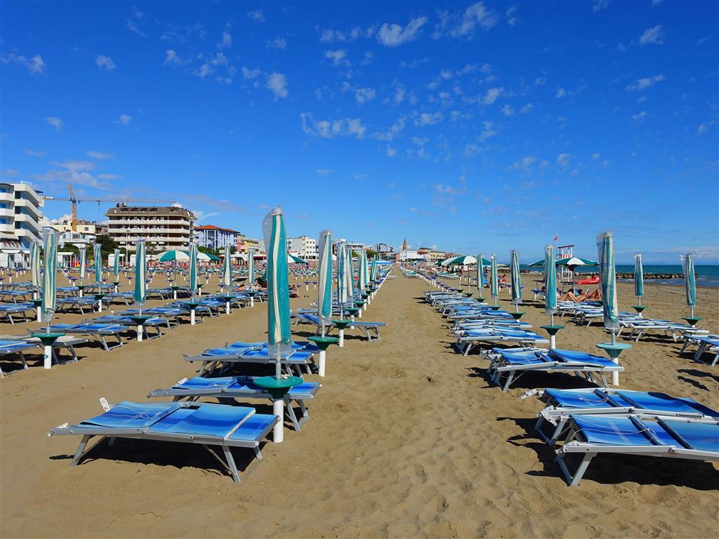 pláž Ponente