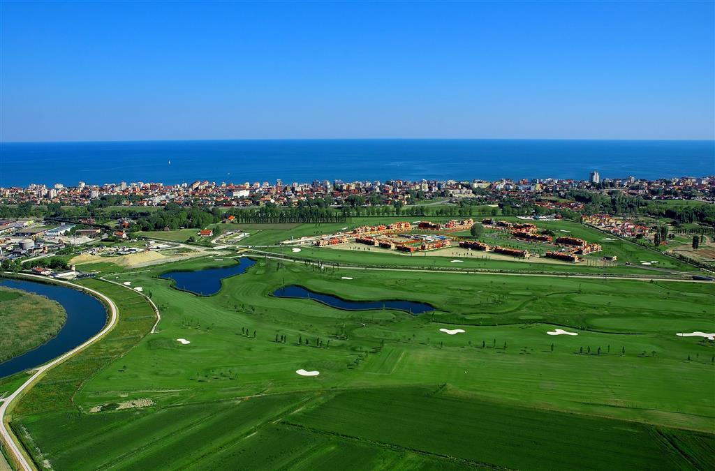 golfové hřiště Lido di Jesolo
