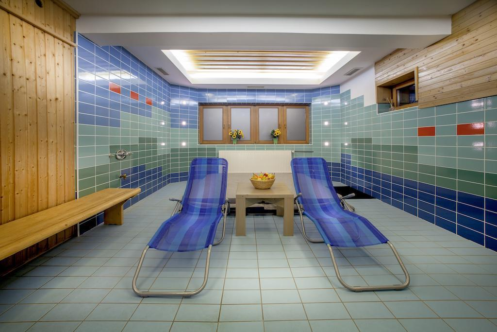 wellness v hotelu Krvavec