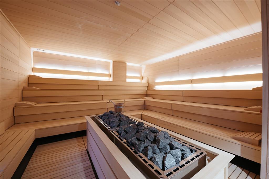 sauny v hotelu