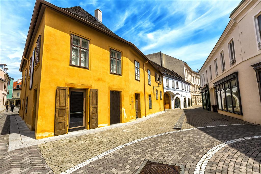 Město si oblíbil Ludwig van Beethoven