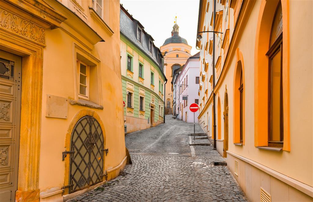 V Olomouci se můžete toulat úzkými uličkami