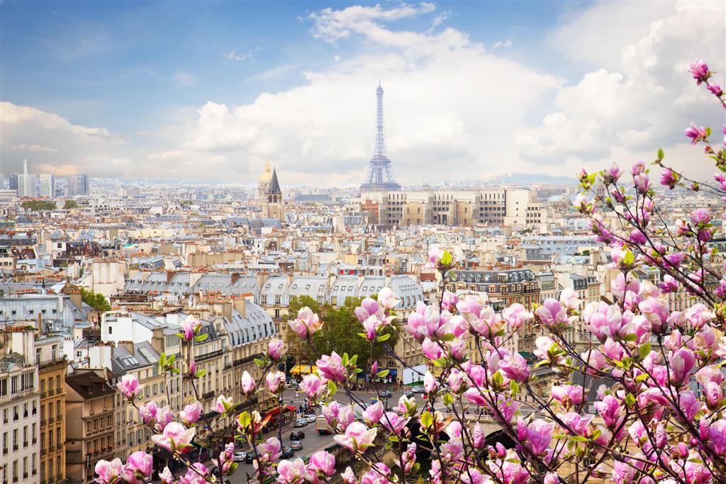 Paříž bývá považována za jedno z nejromantičtějších měst v Evropě