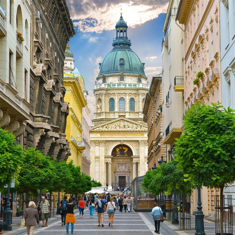 Bazilika sv. Štěpána