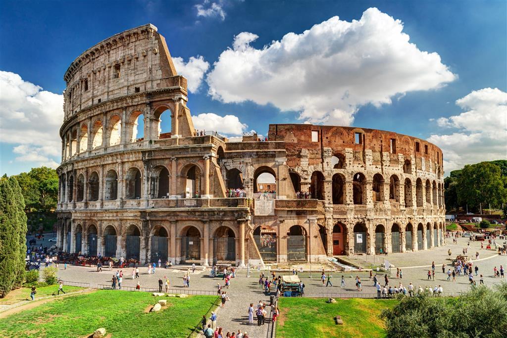 V Koloseu zakusíme atmosféru gladiátorských zápasů