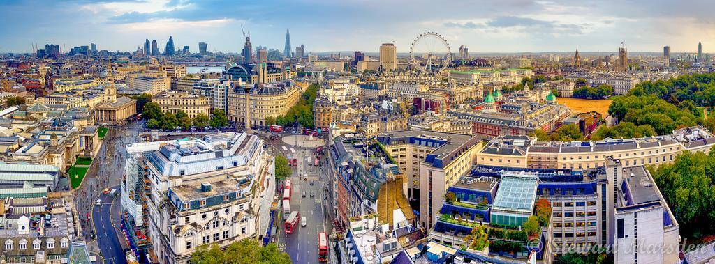 Londýn má osm miliónů obyvatel, z nichž velká část se narodila v zámoří
