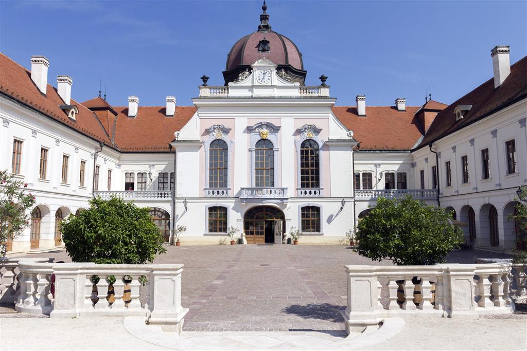 zámek Gödöllö